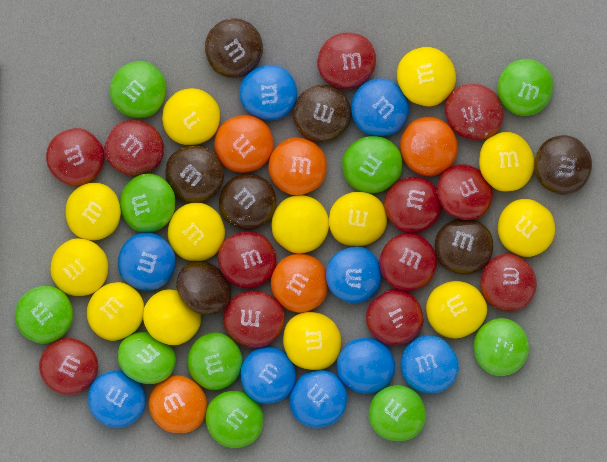 Forrest Mars. M&Ms. late 1930s