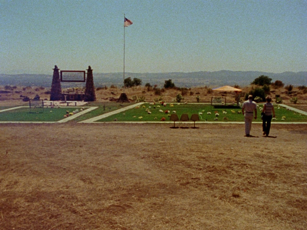 Gates of Heaven. 1978. Directed by Errol Morris. Courtesy of Criterion