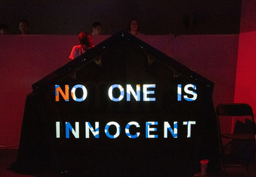 No One Is Innocent on April 14, 2019, presented at MoMA PS1 as part of VW Sunday Sessions 2018-2019. Photography: Derek Schultz