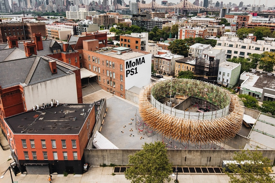 YAP 2019 Winner: Hórama Rama by Pedro & Juana. Ana Paula Ruiz Galindo & Mecky Reuss. Mexico City, Mexico. Photo by Pablo Enriquez.
