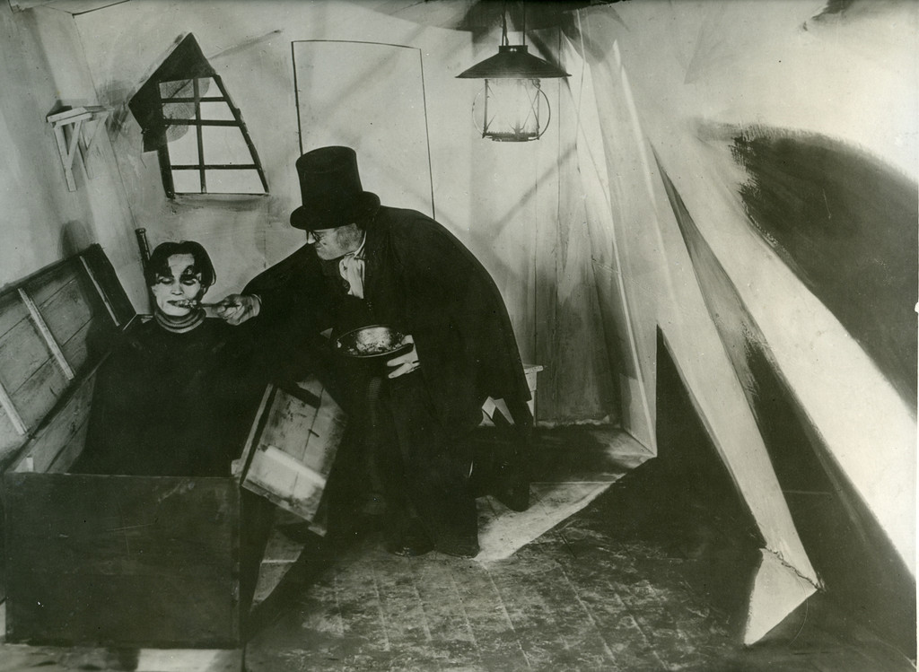 Das Cabinet des Dr. Caligari (The Cabinet of Dr. Caligari). 1920. Germany. Directed by Robert Wiene. Courtesy MoMA Film Stills Archive