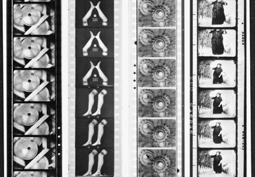 Ballet mécanique. 1924. France. Directed by Fernand Léger. Courtesy MoMA Film Stills Archive