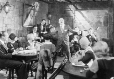 The Jazz Singer. 1927. USA. Directed by Alan Crosland. Courtesy MoMA Film Stills Archive