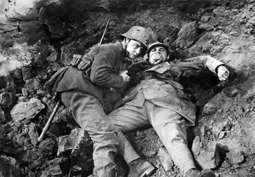 All Quiet on the Western Front. 1930. USA. Directed by Lewis Milestone. Courtesy Photofest