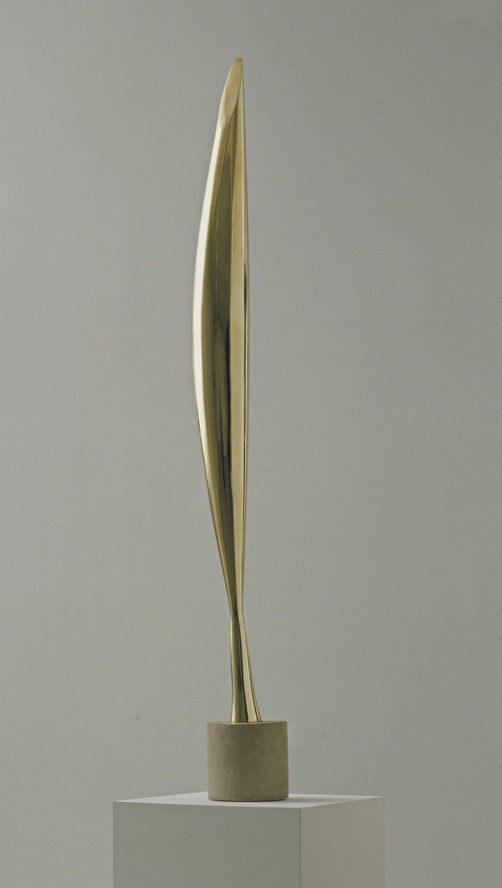 Constantin Brancusi. Bird in Space. 1928