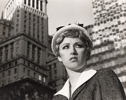 "Cindy Sherman. Untitled Film Still #21. 1978. Gelatin silver print, 7 1/2 × 9 1/2"" (19.1 × 24.1 cm). Horace W. Goldsmith Fund through Robert B. Menschel. © 2019 Cindy Sherman"