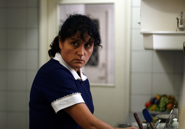 The Maid. 2009. Chile. Directed by Sebastián Silva. Courtesy Oscilloscope Pictures