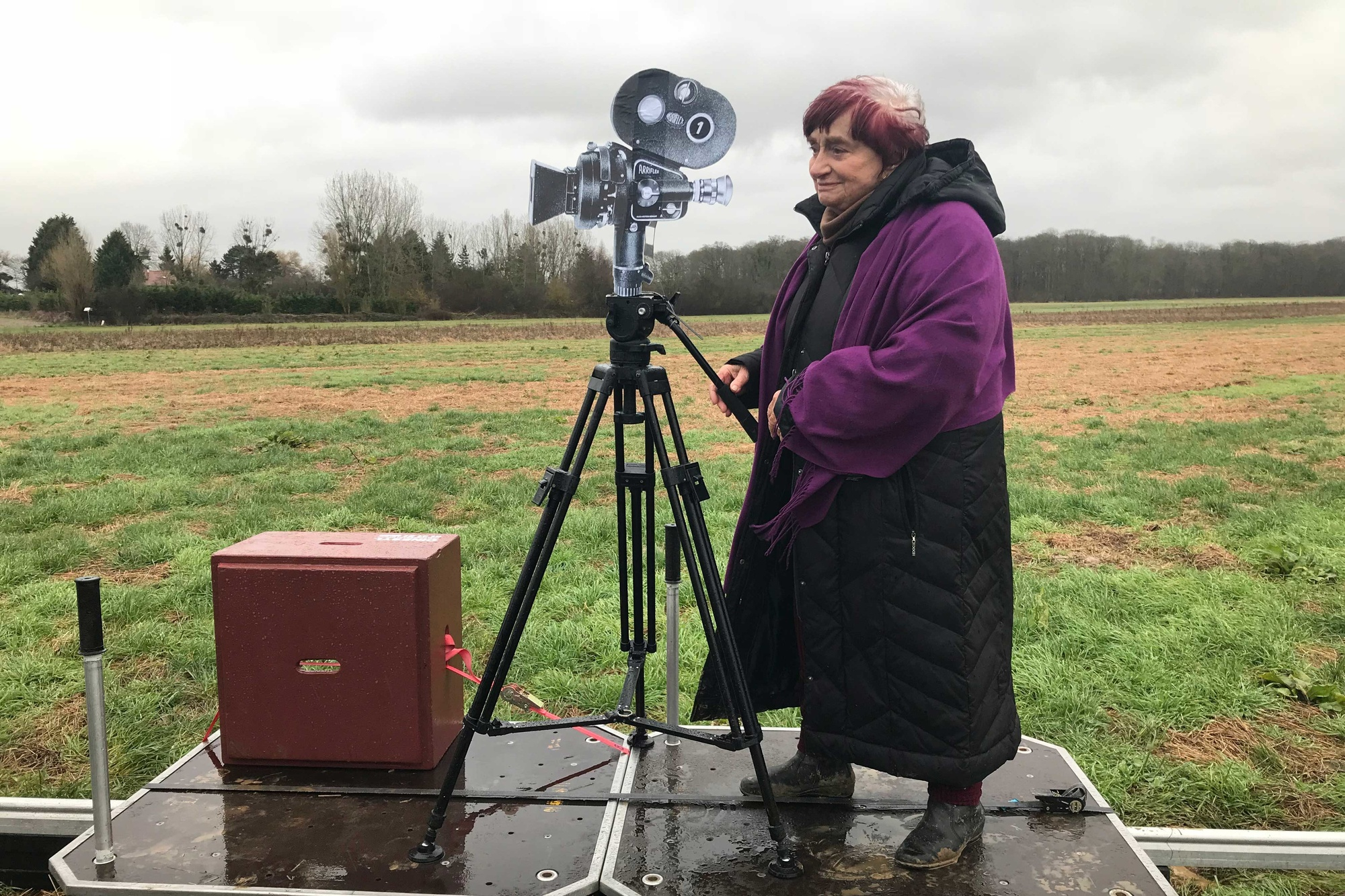 Varda by Agnès. 2019. France. Directed by Agnès Varda. Courtesy Ciné Tamaris