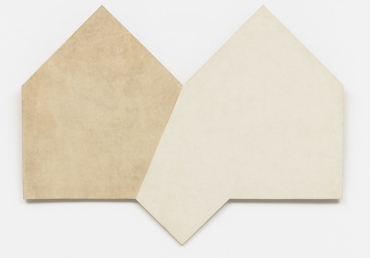 Hélio Oiticica. Relevo neoconcreto (Neoconcrete Relief). 1960. Oil on wood, 37 7/8 × 51 1/4″ (96 × 130 cm). The Museum of Modern Art, New York. Gift of Patricia Phelps de Cisneros in honor of Gary Garrels. © Projeto Hélio Oiticica
