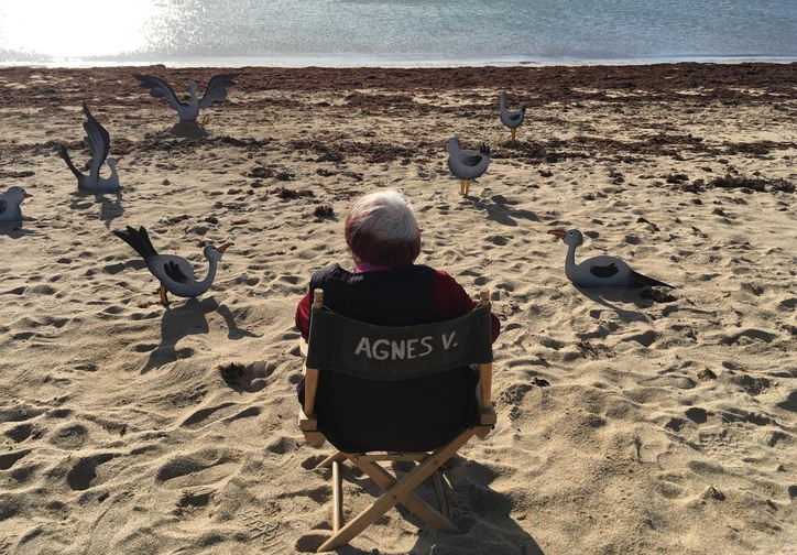 Varda by Agnès. 2019. Directed by Agnès Varda. Courtesy Ciné Tamaris