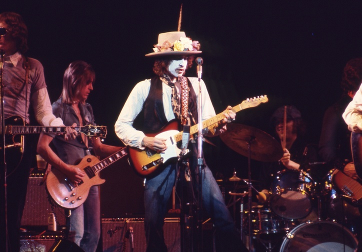 Rolling Thunder Revue. 2019. USA. Directed by Martin Scorsese. Courtesy Netflix