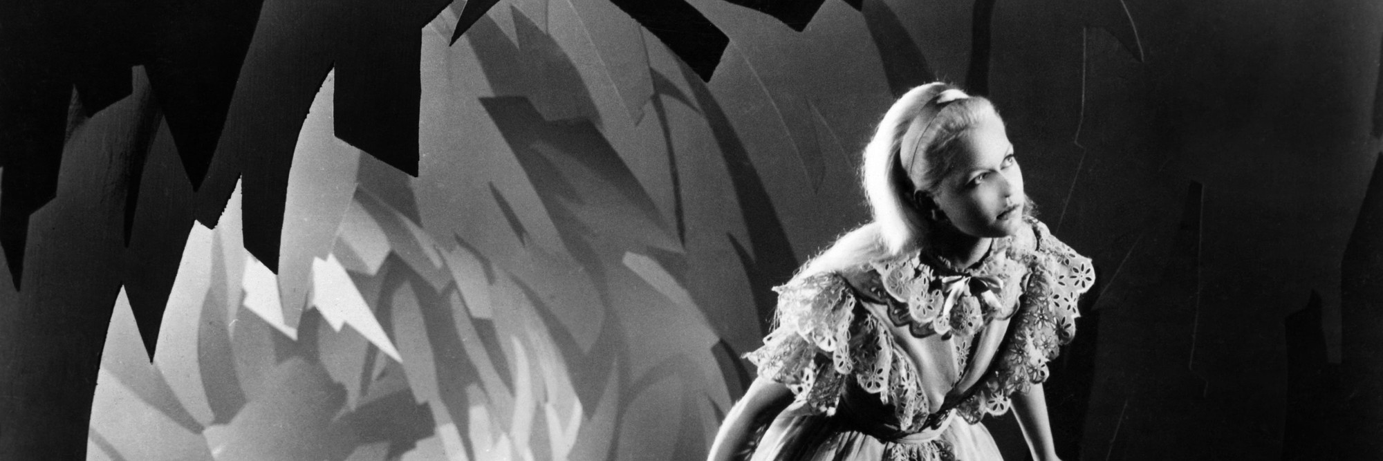 <em>Alice in Wonderland</em>. 1948. Great Britain/France. Directed by Dallas Bower and Lou Bunin. Image courtesy of Photofest