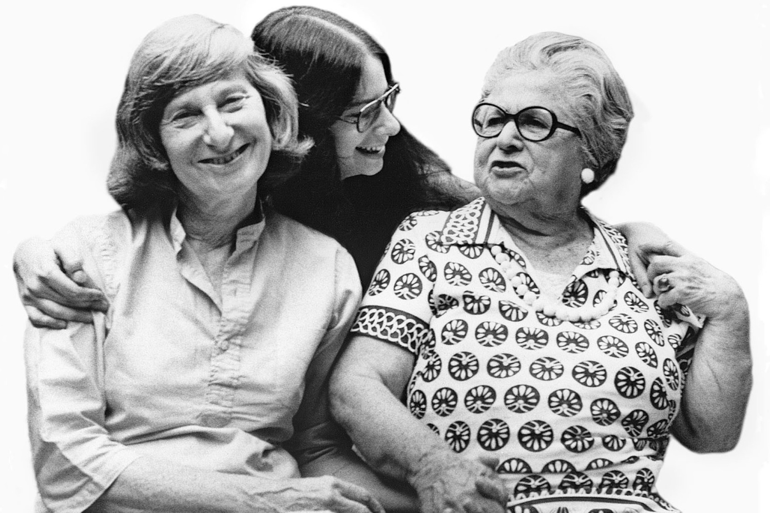 Nana, Mom, and Me. 1974. USA. Directed by Amalie R. Rothschild. Courtesy of the artist