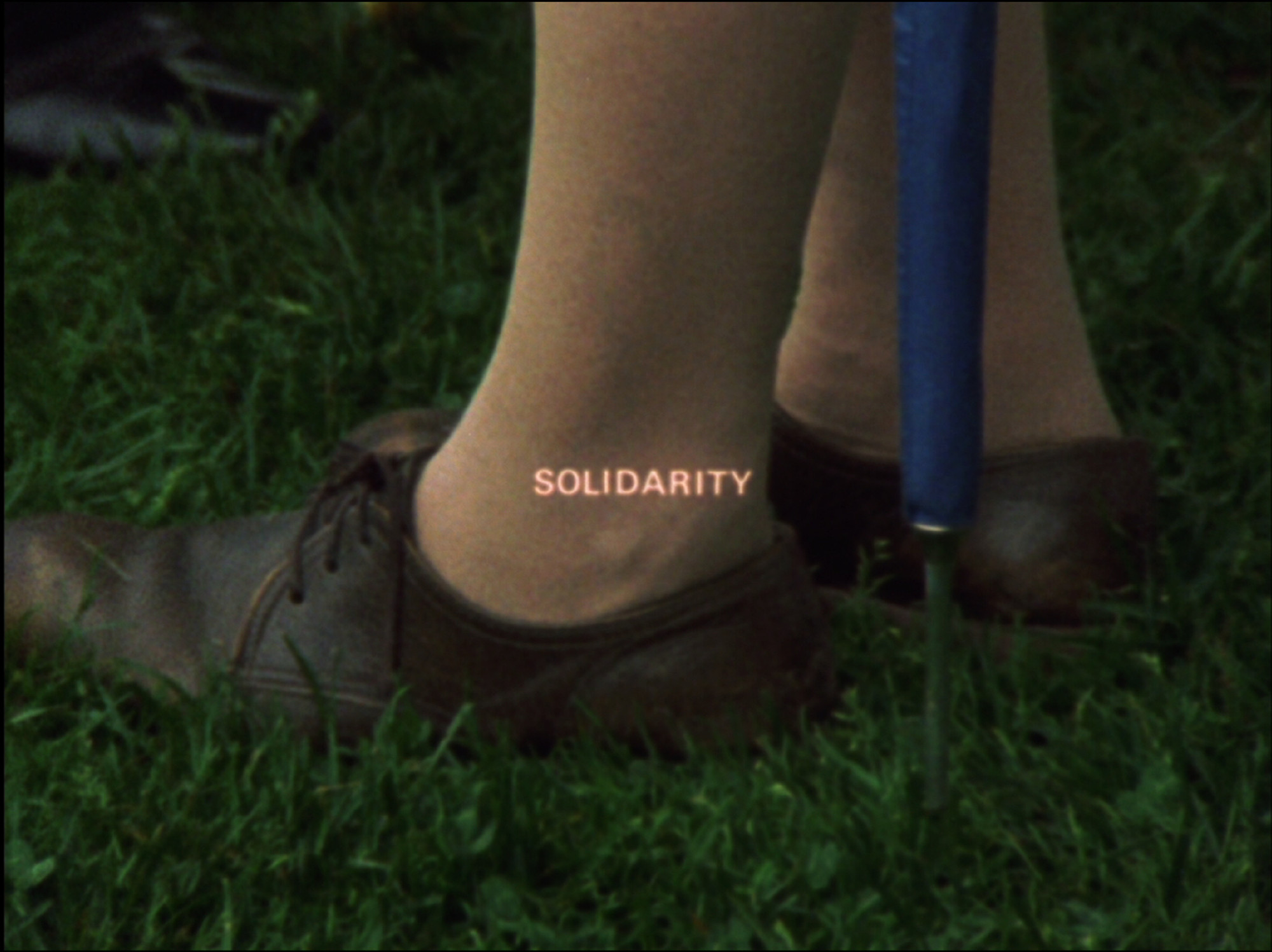 Solidarity. 1973. Directed by Joyce Weiland