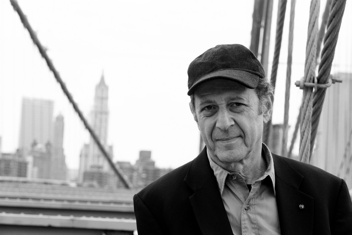 Steve Reich. Photo: Jeffrey Herman