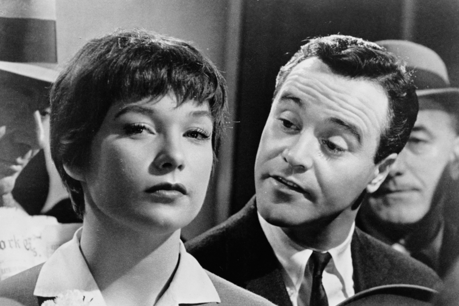 The Apartment. 1960. USA. Directed by Billy Wilder. Courtesy Photofest