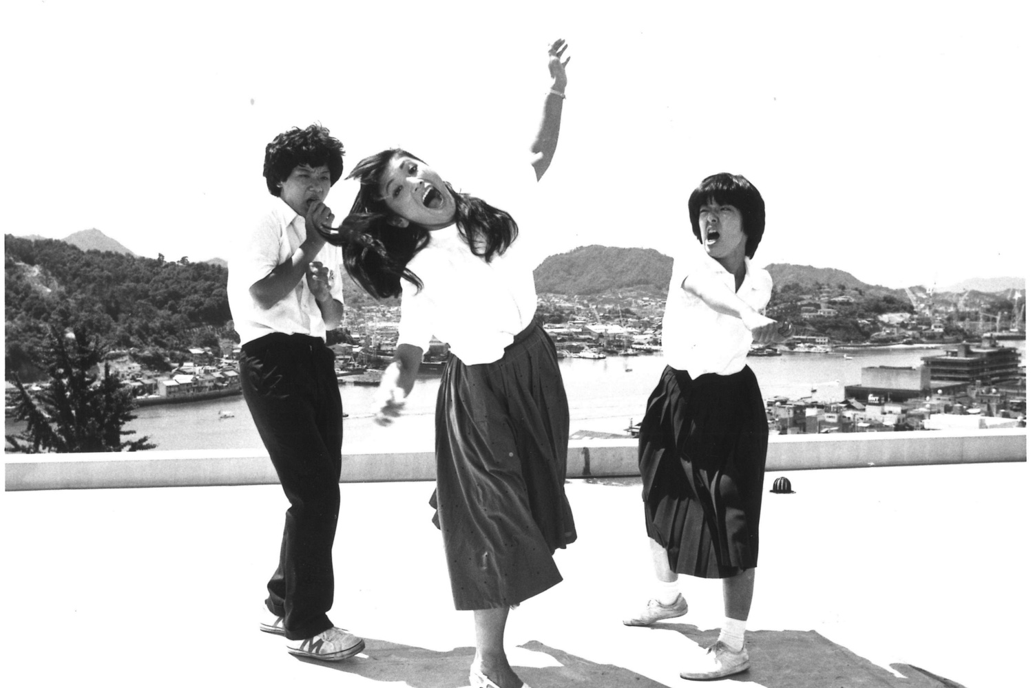 Tenkousei (I Are You, You Am Me aka Exchange Student). 1982. Directed by Nobuhiko Ôbayashi. Courtesy Nippon Pictures. (c)1982 NTV・ATG