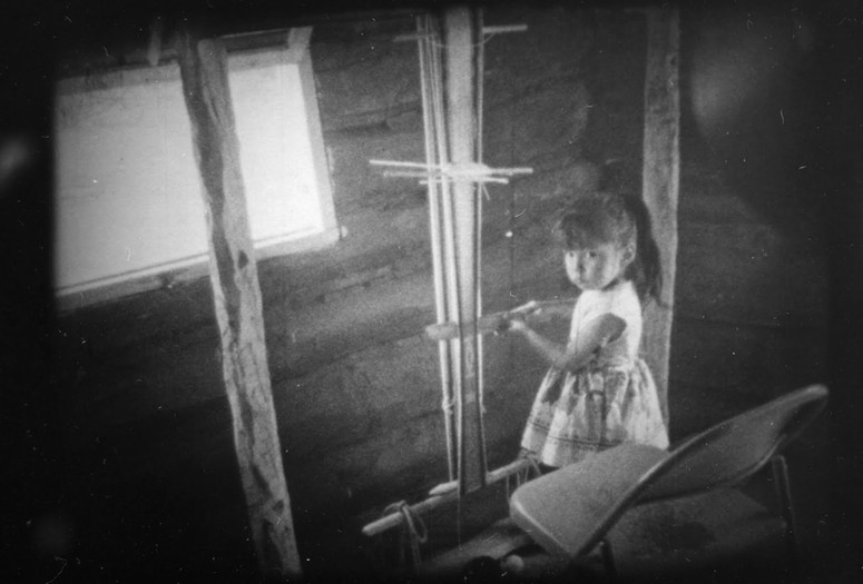 Second Weaver, from the Navajo Film Themselves project. 1966. USA. Directed by Alta Kahn