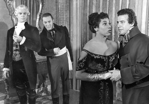 Tosca, from NBC Television Opera Theatre. January 23, 1955. USA. Directed by Kirk Browning. Courtesy NBC/Photofest