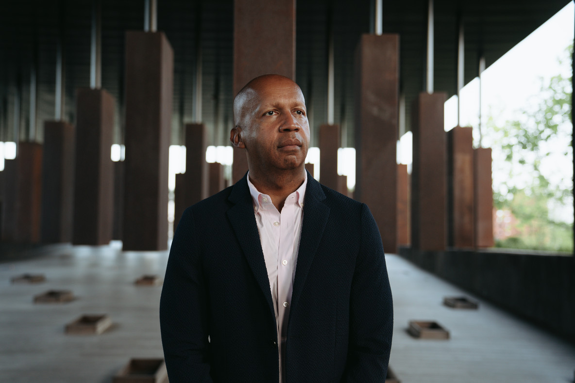 Bryan Stevenson. Photo: Rog and Bee Walker for Equal Justice Initiative