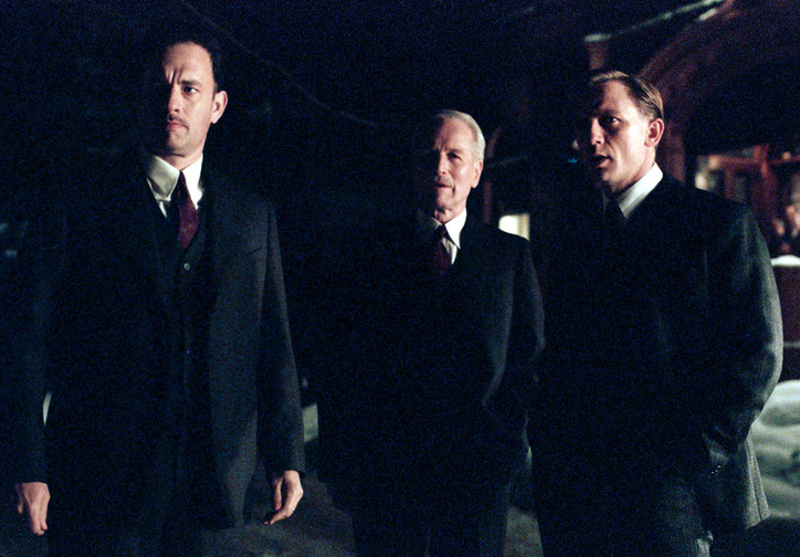 Road to Perdition. 2002. USA. Directed by Sam Mendes. Courtesy Photofest