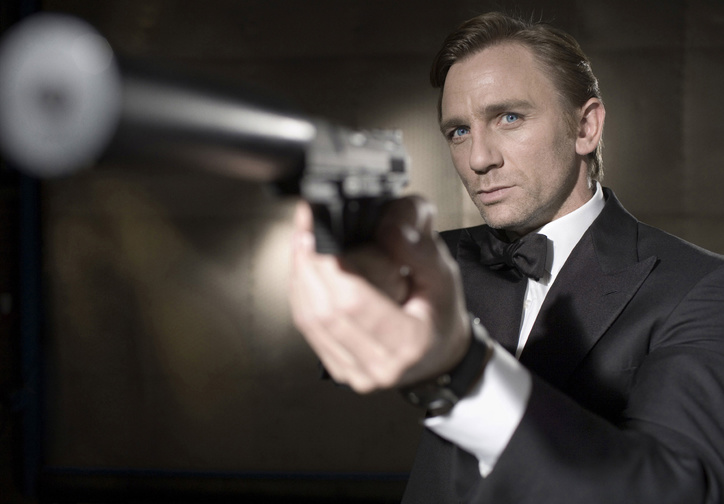 Casino Royale. 2006. Great Britain. Directed by Martin Campbell. Courtesy Photofest