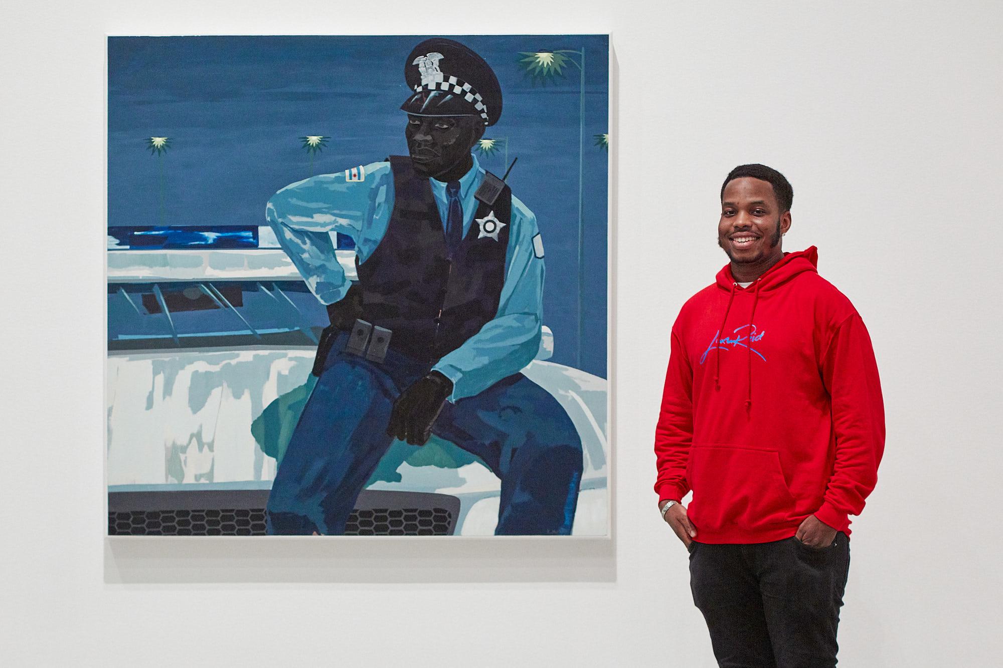 Fifteen-Minute Talk on Kerry James Marshall | MoMA
