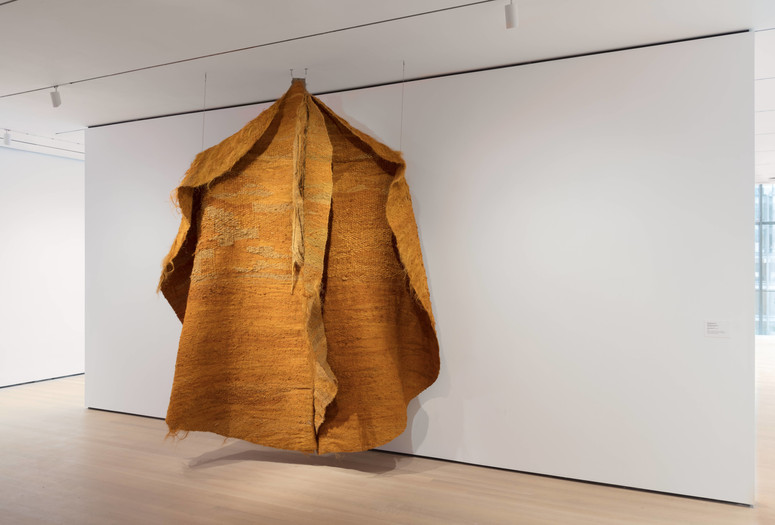 Installation view of the exhibition Taking a Thread for a Walk, October 21, 2019–May 17, 2020. The Museum of Modern Art, New York. Digital Image © 2020 The Museum of Modern Art, New York. Photo: Denis Doorly