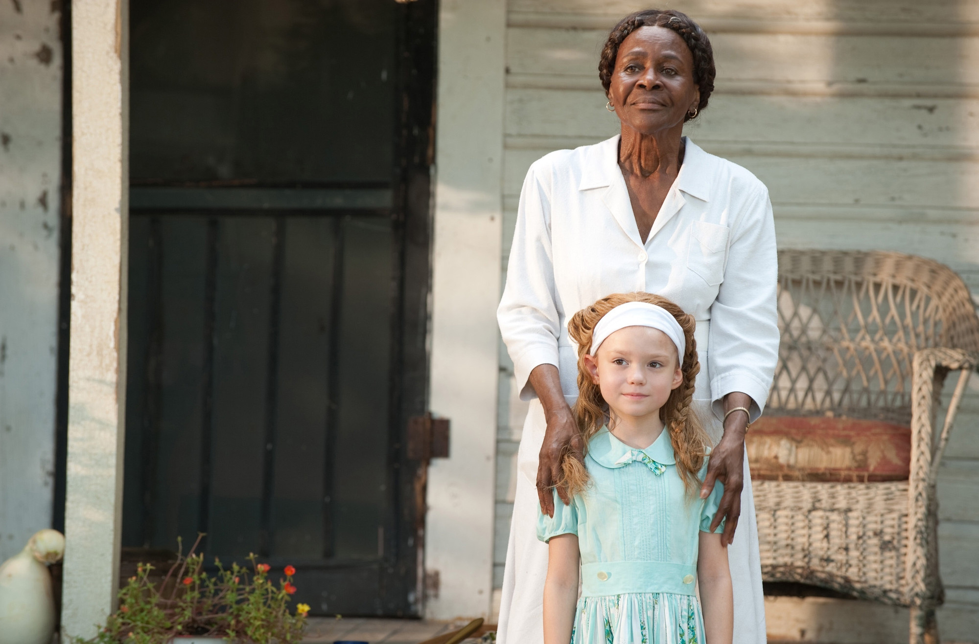 The Help 2011 Written And Directed By Tate Taylor Moma
