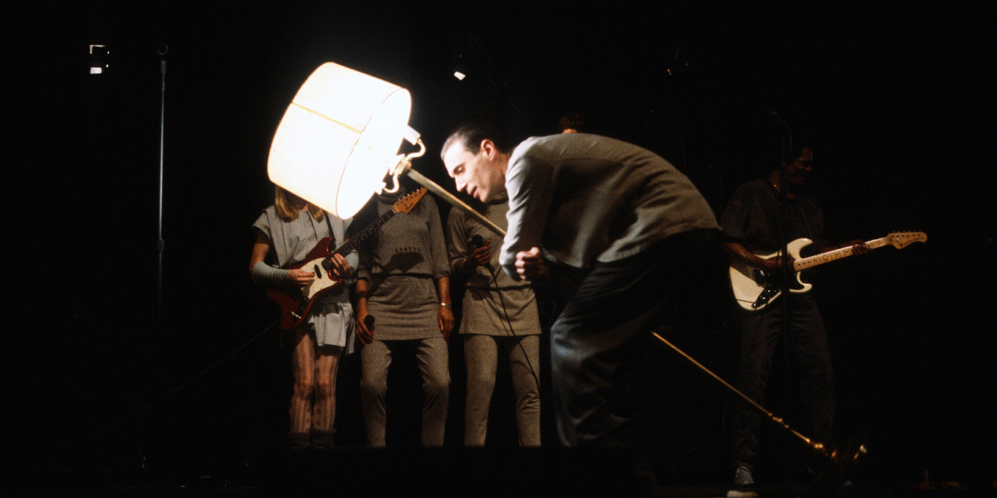 Stop Making Sense. 1984. USA. Directed by Jonathan Demme. © Cinecom. Courtesy Photofest