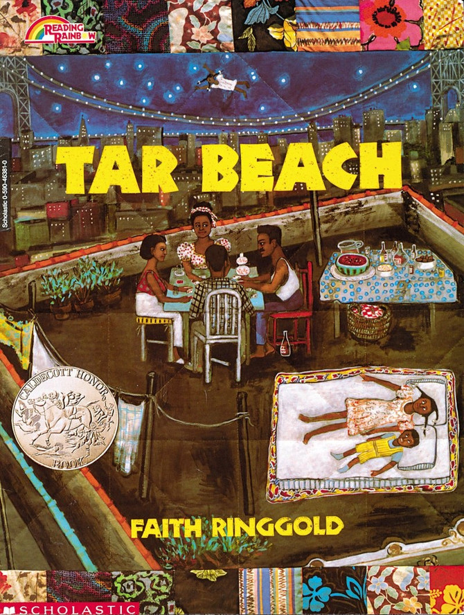 Tar Beach, by Faith Ringgold