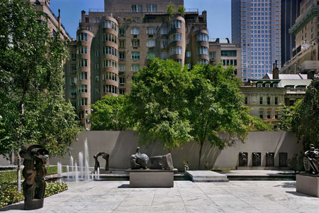 The Abby Aldrich Sculpture Garden, 2014. Photo: Richard Pare. © Richard Pare