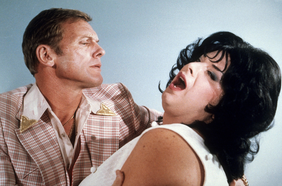 Tab Hunter and Divine in Polyester
