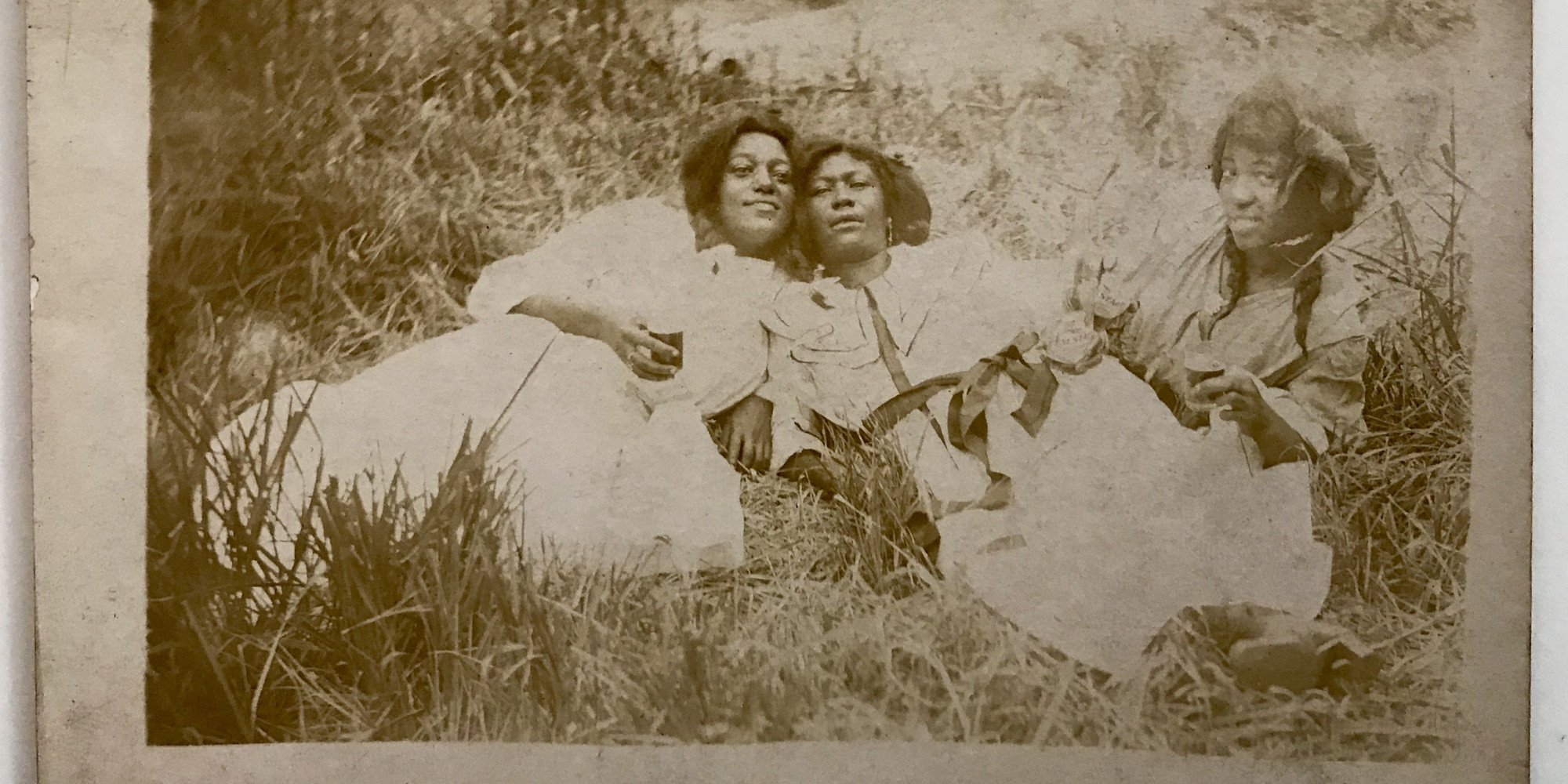 "Unknown photographer. Untitled. c. 1907‑20. Gelatin silver print (postcard). 3 1/16 × 4 13/16"" (7.8 × 12.2 cm). Gift of John Jeremiah Sullivan"