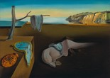 Salvador Dali. The Persistence of Memory. 1931. Oil on canvas, 9 1/2 x 13″ (24.1 x 33 cm). Given anonymously. © 2004 Salvador Dali, Gala-Salvador Dali Foundation / Artists Rights Society (ARS), New York. Photographed by Jonathan Muzikar.