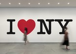 Milton Glaser. I ♥ NY. 1976. I LOVE NY name and logos are registered trademarks and service marks of the New York State Department of Economic Development, used under license by The Museum of Modern Art