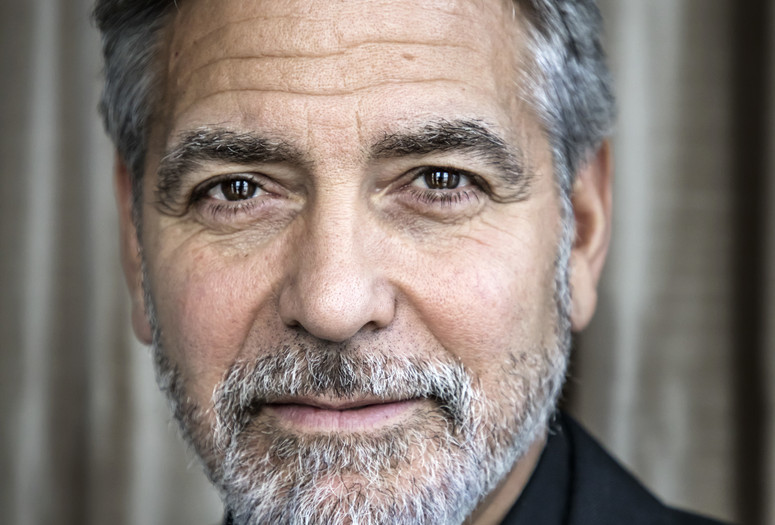 George Clooney. Photo by Anette Nantell/Dagens Nyheter/TT/Sipa USA