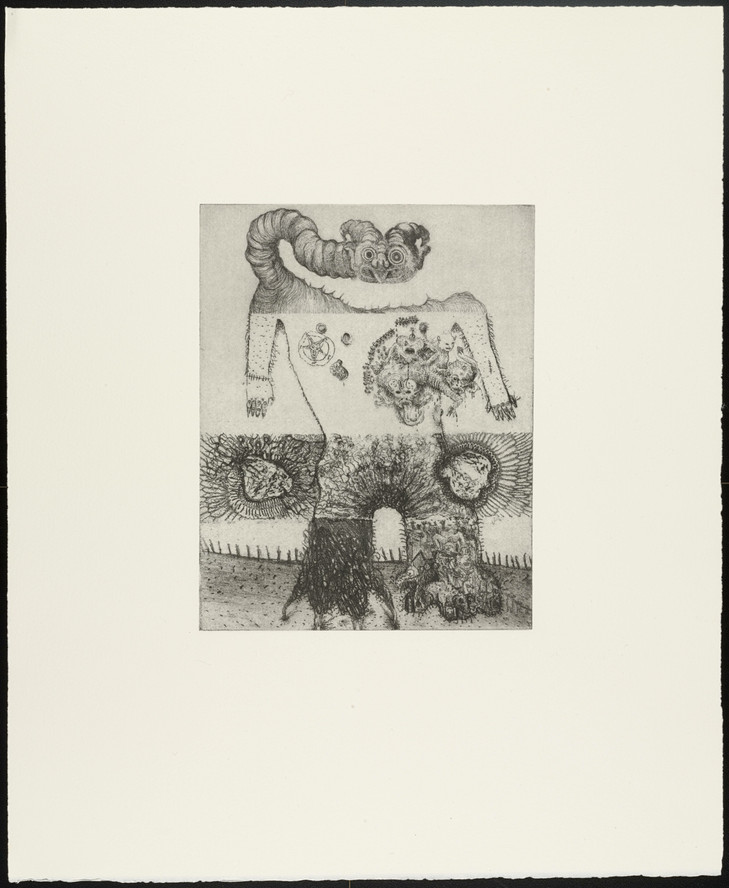 Jake Chapman, Dinos Chapman, Hope (Sufferance) Press, London. Untitled from Exquisite Corpse. 2000