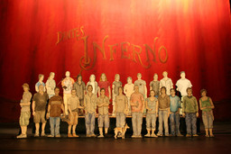 """Cast photo"" from Dante's Inferno. USA. 2007. Directed by Sean Meredith. Courtesy the filmmaker"