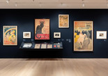 Installation view of Félix Fénéon: The Anarchist and the Avant-Garde—From Signac to Matisse and Beyond, The Museum of Modern Art, New York, August 27, 2020–January 2, 2021. Digital Image © 2020 The Museum of Modern Art, New York. Photo by Robert Gerhardt.