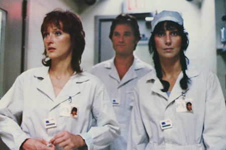 Silkwood. 1982. USA. Directed by Mike Nichols. Courtesy of Photofest