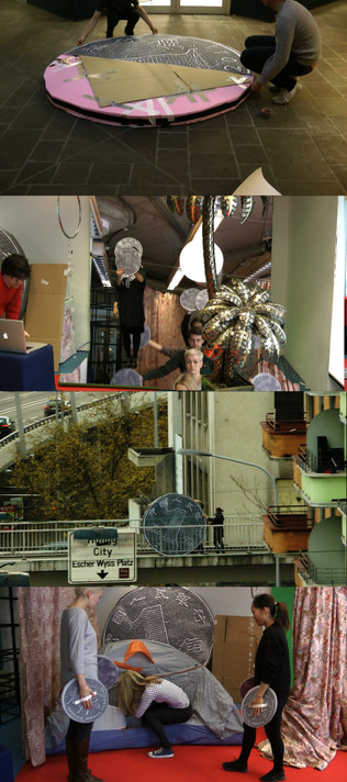 Still from Ken Okiishi. The Deleted Scene. 2012