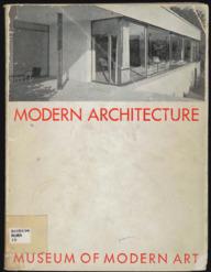 Modern Architecture Exhibition modern architecture: international exhibition | moma