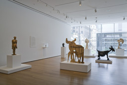 Focus: Picasso Sculpture. Jul 3–Nov 3, 2008. 6 other works identified