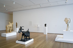 Focus: Picasso Sculpture. Jul 3–Nov 3, 2008. 5 other works identified