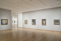 Cezanne to Picasso: Paintings from the David and Peggy Rockefeller Collection. Jul 17–Aug 31, 2009. 4 other works identified