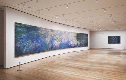0beb3d5d9 Monet's Water Lilies September 13, 2009–April 12, 2010