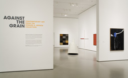 Against the Grain: Contemporary Art from the Edward R. Broida Collection. May 3–Jul 10, 2006. 2 other works identified