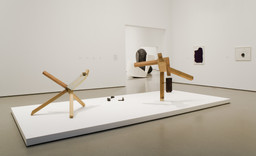 Against the Grain: Contemporary Art from the Edward R. Broida Collection. May 3–Jul 10, 2006. 1 other work identified
