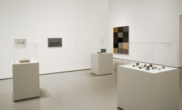 Against the Grain: Contemporary Art from the Edward R. Broida Collection. May 3–Jul 10, 2006. 5 other works identified
